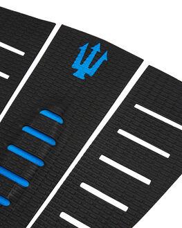 BLACK BLUE BOARDSPORTS SURF FK SURF TAILPADS - 1206BKBLU