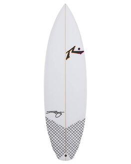 CLEAR BOARDSPORTS SURF RUSTY PERFORMANCE - RUGRIMRIPPERCLR