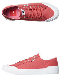 NAUTICAL RED MENS FOOTWEAR HUF SKATE SHOES - VC00003RED