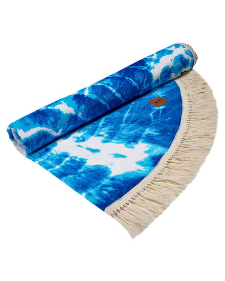 NAVY MENS ACCESSORIES SLOWTIDE TOWELS - ST140NVY