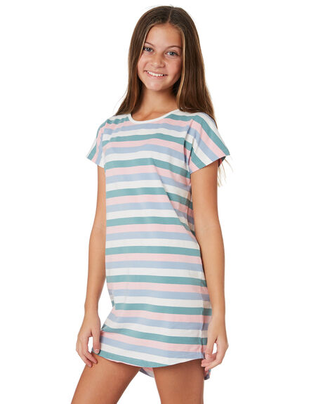MULTI KIDS GIRLS SWELL DRESSES + PLAYSUITS - S6194441MULTI
