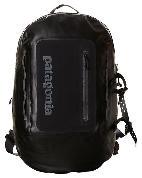 Patagonia Stormfront Waterproof Backpack - Black | SurfStitch