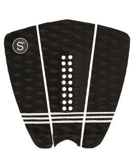BLACK BOARDSPORTS SURF SYMPL SUPPLY CO TAILPADS - SYMNO3BLK