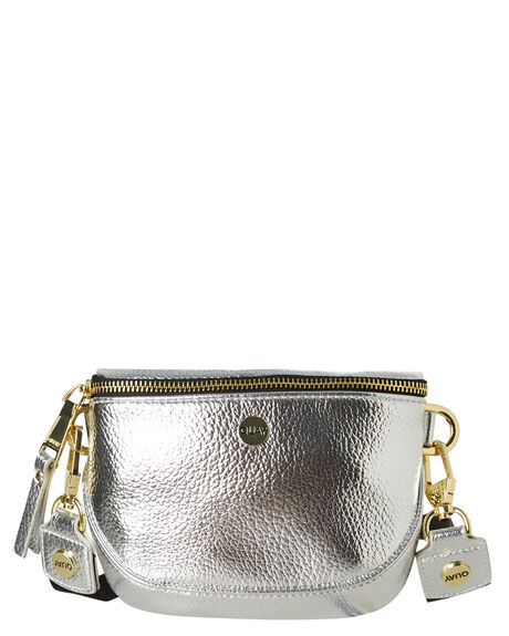 SILVER GOLD WOMENS ACCESSORIES QUAY EYEWEAR BAGS + BACKPACKS - QA-000324SLVGD
