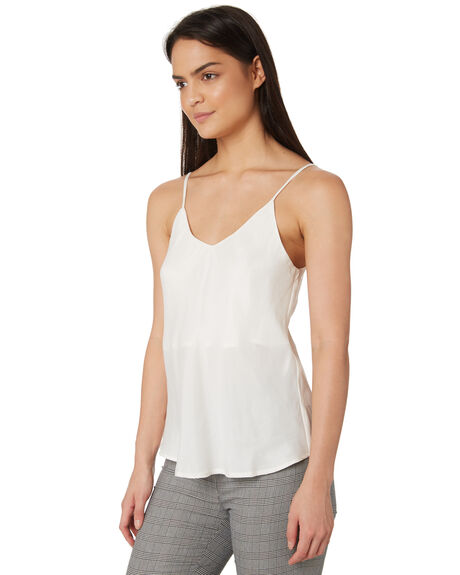 WHITE WOMENS CLOTHING JORGE FASHION TOPS - 8320050WHT