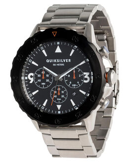SILVER MENS ACCESSORIES QUIKSILVER WATCHES - EQYWA03019SJA0