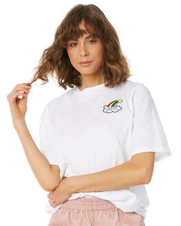 WHITE WOMENS CLOTHING THE FIFTH LABEL TEES - 40180461-8WHT