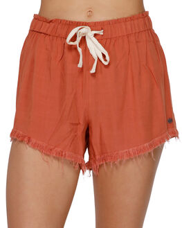 GINGER WOMENS CLOTHING BILLABONG SHORTS - BB-6591276-GIN