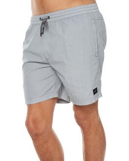 LUNA GREY MENS CLOTHING GLOBE BOARDSHORTS - GB01316007LUGRY