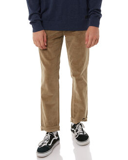 LIGHT KHAKI OUTLET MENS BILLABONG PANTS - 9585305LKH