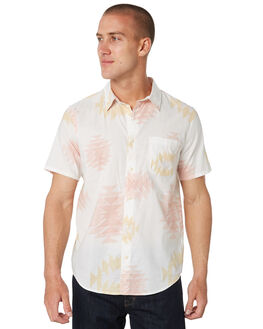 SUPERNOVA MENS CLOTHING OUTERKNOWN SHIRTS - 1310105SNV
