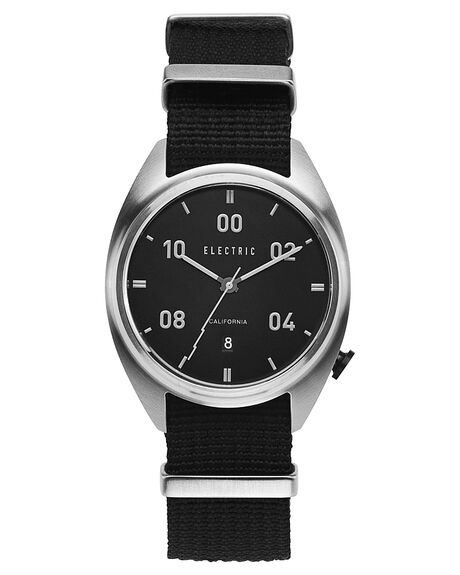 BLACK MENS ACCESSORIES ELECTRIC WATCHES - EW0150020001