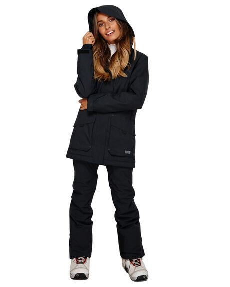 BLACK BOARDSPORTS SNOW BILLABONG WOMENS - BB-Q6JF15S-BLK