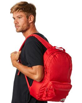 ENAMEL RED MENS ACCESSORIES CONVERSE BAGS + BACKPACKS - 10007271RED