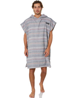 WASHED BLACK MENS ACCESSORIES RIP CURL TOWELS - CTWCT18264