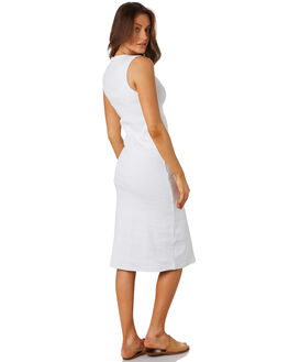 WHITE WOMENS CLOTHING ZULU AND ZEPHYR DRESSES - ZZ2571WHT