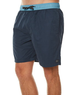 NAVY MENS CLOTHING SWELL BOARDSHORTS - S5164232NVY