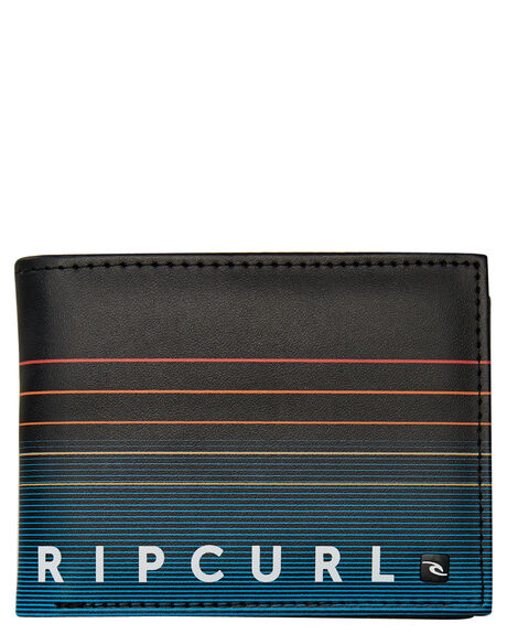 RED MENS ACCESSORIES RIP CURL WALLETS - BWUKG10040