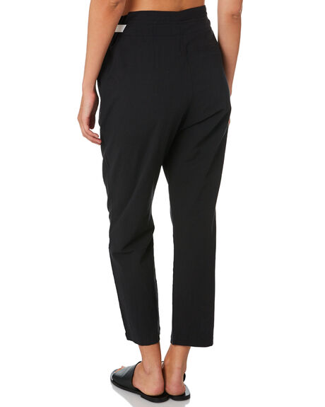 BLACK WOMENS CLOTHING ELWOOD PANTS - W01609BLK