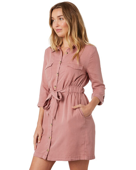 LYCHEE WOMENS CLOTHING SASS DRESSES - 13742DWSSPINK