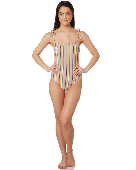 ALLSORTS STRIPE OUTLET WOMENS O'NEILL ONE PIECES - 4821910ALS