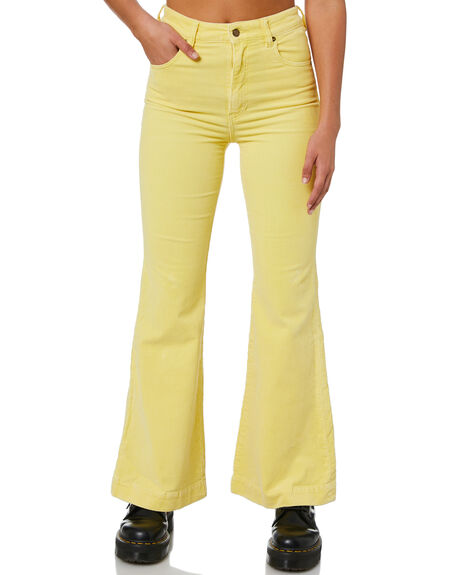 SUNFLOWER CORD WOMENS CLOTHING ROLLAS JEANS - 13925-6118