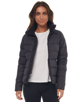 BLACK WOMENS CLOTHING THE NORTH FACE JACKETS - NF0A33P9JK3BLK