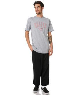 GREY MARLE MENS CLOTHING HUFFER TEES - MTE94S40918GRYML