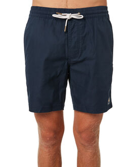 NAVY MENS CLOTHING BARNEY COOLS BOARDSHORTS - 807-CR2NVY