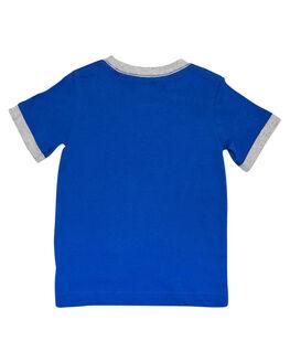 CONVERSE BLUE KIDS TODDLER BOYS CONVERSE TOPS - R868686024