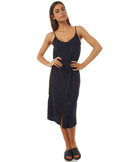 BLACK WOMENS CLOTHING ALL ABOUT EVE DRESSES - 6403040BLK