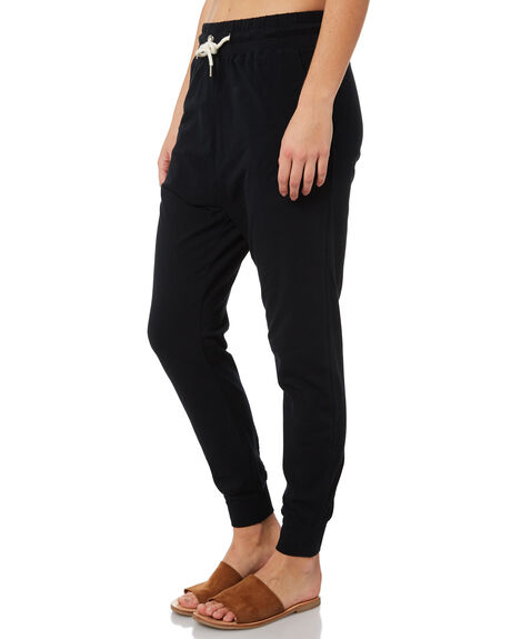 BLACK WOMENS CLOTHING SWELL PANTS - S8184191BLACK