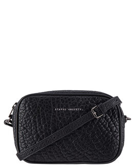 BLACK BUBBLE WOMENS ACCESSORIES STATUS ANXIETY BAGS - SA7255BKBBL