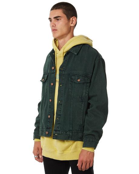 TRAIL GREEN MENS CLOTHING INSIGHT JACKETS - 5000002776TGRN