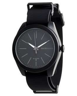 MATTE BLACK  BLACK MENS ACCESSORIES QUIKSILVER WATCHES - EQYWA03034XKKK