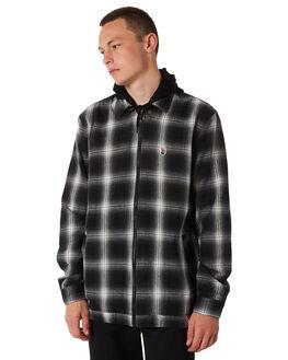 LEAD MENS CLOTHING GLOBE SHIRTS - GB01834016LED