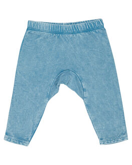 ACID BLUE KIDS BABY MUNSTER KIDS CLOTHING - MI172TR01ABLU