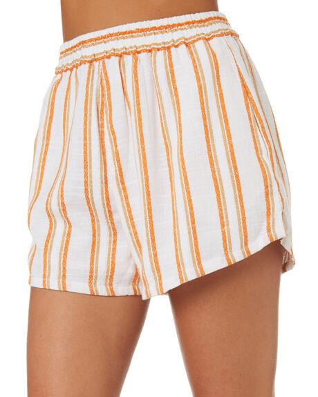 STRIPE WOMENS CLOTHING TIGERLILY SHORTS - T382303STR