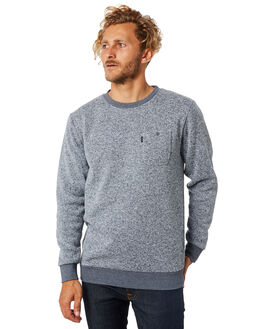 GREY MARLE MENS CLOTHING RIP CURL JUMPERS - CSWEI10085