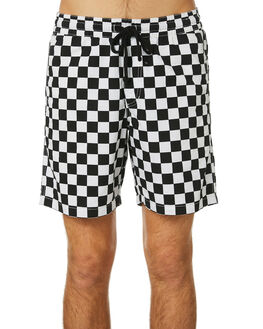 CHECKERBOARD MENS CLOTHING VANS SHORTS - VN0A3W4V705CHECK