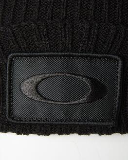 JET BLACK BOARDSPORTS SNOW OAKLEY MENS - 911433-01K01K