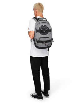 GREY HEATHER MENS ACCESSORIES ELEMENT BAGS + BACKPACKS - EL-183485-G07