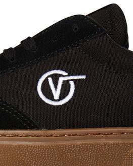 BLACK GUM MENS FOOTWEAR VANS SNEAKERS - VNA3TKKB9MBGUM