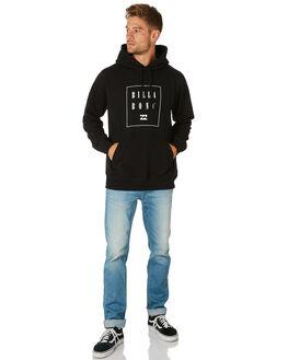 BLACK MENS CLOTHING BILLABONG JUMPERS - 9595632BLK