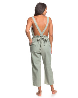 LILY PAD WOMENS CLOTHING ROXY PLAYSUITS + OVERALLS - ERJWD03405-GJN0
