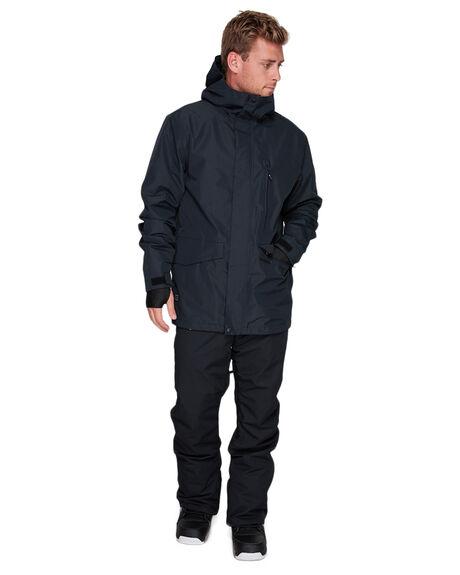 BLACK BOARDSPORTS SNOW QUIKSILVER MENS - EQYTJ03238-KVJ0