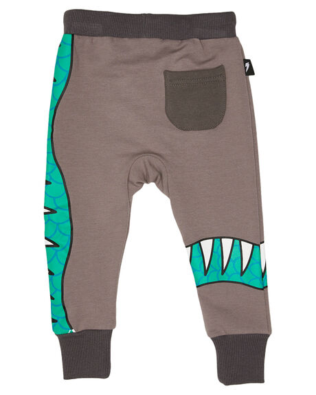 GREY KIDS BOYS RADICOOL DUDE PANTS - RD1333GRY