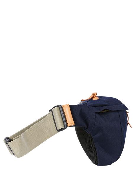 NAVY MENS ACCESSORIES HARVEST LABEL BAGS + BACKPACKS - HLO0914-NVY