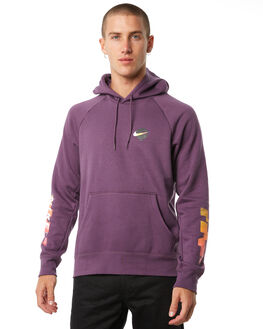 PRO PURPLE MENS CLOTHING NIKE JUMPERS - 886088517