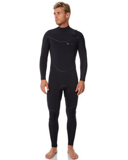 BLACK SURF WETSUITS ADELIO STEAMERS - 32CDS16BLK